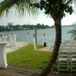 Wedding on the Bay