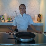 Chef Virginie Leplus